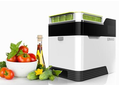 智能自动炒菜机